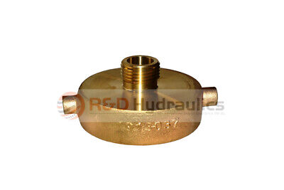 """Fire Hydrant Adapter 2-1/2"""" NST(F) x 3/4"""" GH(M)"""