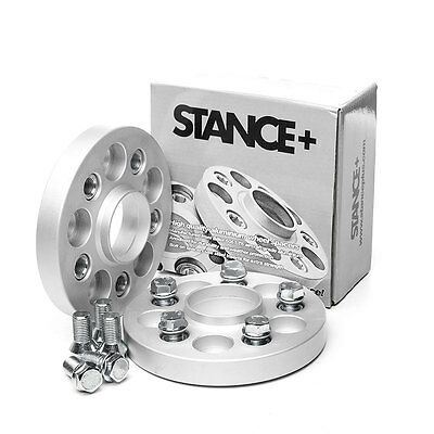 2 x 20mm Seat Leon Mk 2/3 1P/5F (5x112) 57.1 Stance+ Alloy Wheel Spacers
