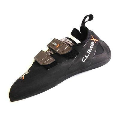 Climb X Icon - Grey - Rock Climbing Shoe US Mens 9