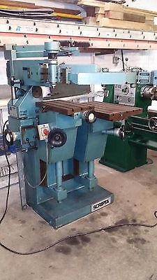 Scripta SR300A Milling And Engraving Machine