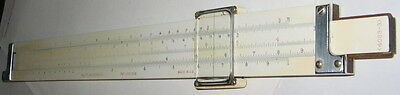 Vintage Keuffel & Esser 4088-3 Polyphase Duplex Slide Rule