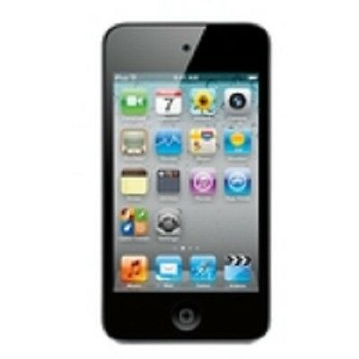 Apple IPOD MC540C/A 8GB 4th Generation iPod Touch + Radio speaker- charger Dock