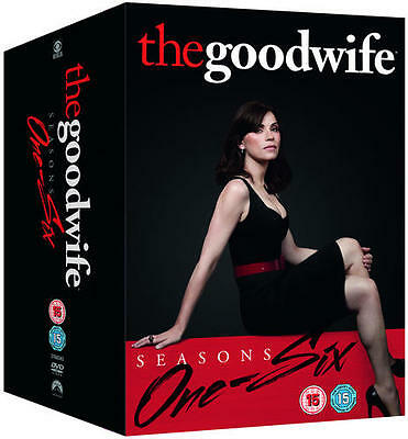 The Good Wife: Seasons 1-6 (Box Set) [DVD]