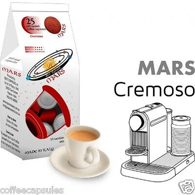 200 Coffee Capsules compatible - Cremoso Coffee -  The Alternative to Nespresso