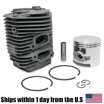 Cylinder Piston Rings 58mm Fit Stihl TS760 TS 760 Concrete Cut Off Chop Saw