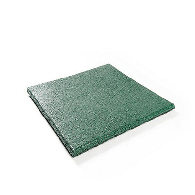 Fall Protection Mats 25mm Rubber Floor Mat Playground Safety