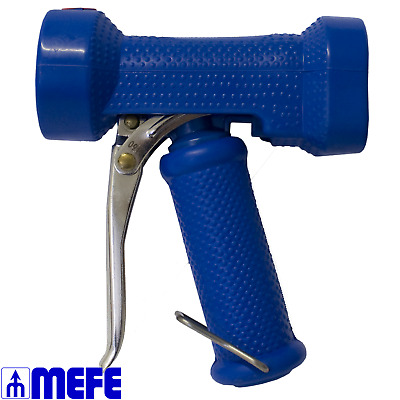 "Light-Weight Plastic Heavy Duty Water Gun - 1/2"" (Cat 80Pl)"