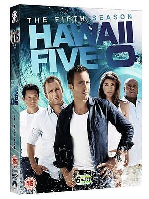Hawaii Five-0: Season 5 [DVD]