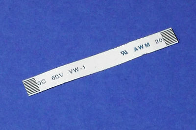 FFC A 10Pin 0.5Pitch 5cm Flachbandkabel Flat Flex Cable Ribbon AWM Flachkabel