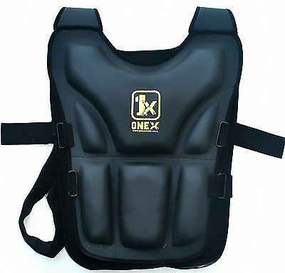 Weighted Jacket 16 Kg Weight Vest Loss Gym Running fitness Also Availabe12,18KG