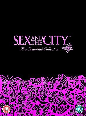 Sex And The City: Seasons 1 2 3 4 5 & 6 Complete Box Set Collection | New | DVD