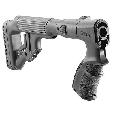New Authentic Mg Stock Rem 870 Tactical Folding with Cheek Piece UAS870