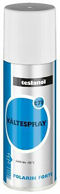(1,75€/100ml) TESLANOL T71 Kältespray Spray 200 ml [26033]