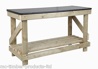New 5Ft Long Kitchen Top Workbench - Heavy Duty - Garage - D.i.y - Free Delivery