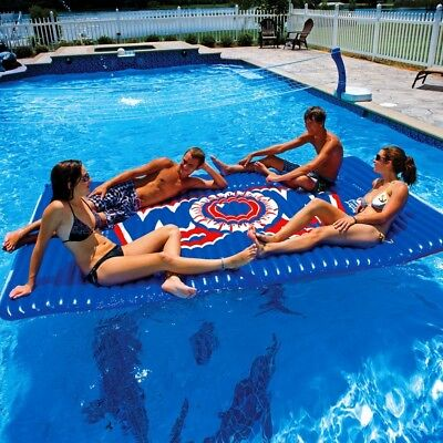 Wow Watersports Water Walkway 182 X 304Cm Inflatable Mat (12-2030)