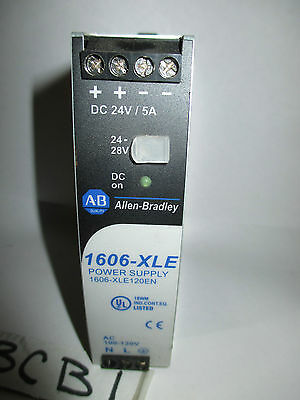 Allen Bradley 1606-XLE120EN Power Supply 1606-XLE 120EN
