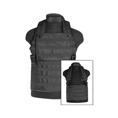Military Paintball Airsoft Hunting MOLLE Tactical Combat Chest Rig Vest Black