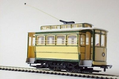 On30 Brill Demi Tram Car with closed ends - Smallbrook studio - free post
