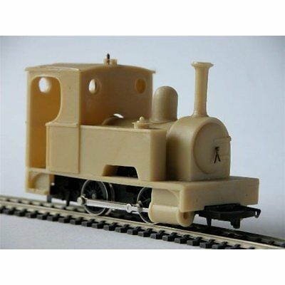 7mm 'ECHO' Large boiler side tank locomotive body kit - Smallbrook - free post