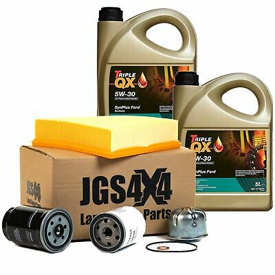 Defender TD5 Engine Service Filter Kit With 5W30 Fully Synthetic Engine Oil