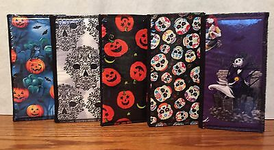 Server Book - Wallet / Halloween