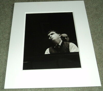 1958 PHOTO Great Russian Pianist EMIL GILELS - signed by photographer GARA