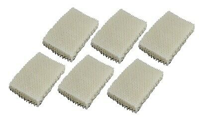 Holmes Hwf-100 Compatible Humidifier Wick Filter Replacement Rp3043 (6 Pack)