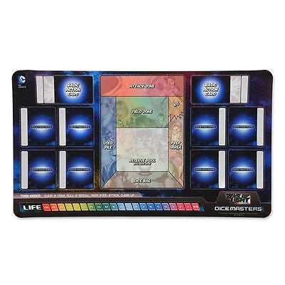 DC Dice Masters: War of Light Playmat WZK 72034  * FREE SHIPPING *