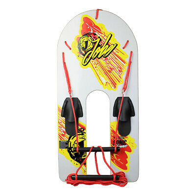 "New 2018 Jobe Buzz Skimmer 48"" Kids Water Ski Combo Trainer - Includes Bindings"