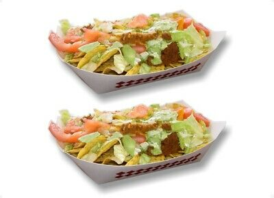 Nachos Supreme 6''x13'' Decal for Movie Theater Concession or Carnival Trailer