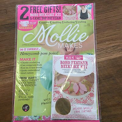 Mollie Makes -Living and Loving Homemade - Issue 44