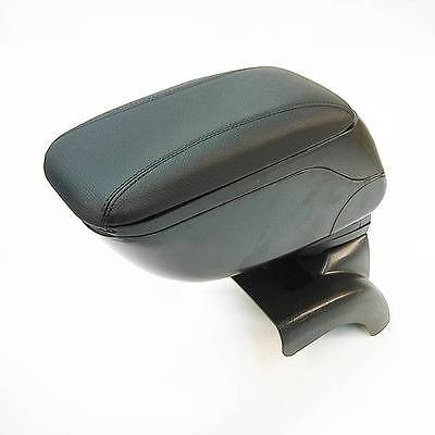 New Black Leather Armrest Center Console Fits model Ford Focus Mk2 2005-11