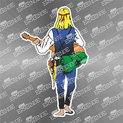 Vagabondo Tramp Clochard Landstreicher Vagabundo STICKER DECAL ADESIVO VARIOUS