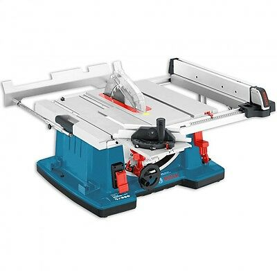 BOSCH GTS10XC Professional 254mm Table Saw