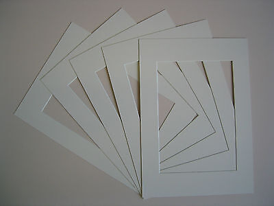 Ivory / Cream Picture Photo Frame Mounts