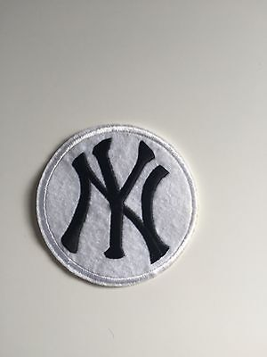 New York Yankees Iron On Patch. NY, Yankees, NYC