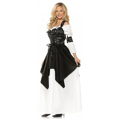 Pirate Queen Costume Halloween Fancy Dress
