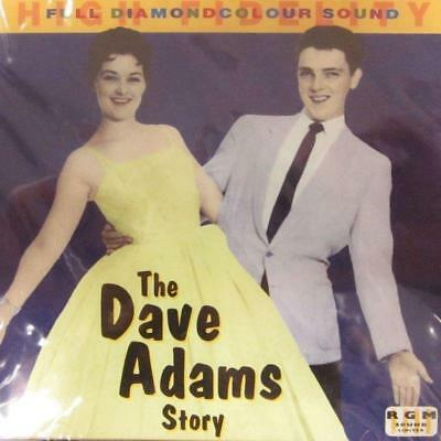 THE DAVE ADAMS STORY - JOE MEEK COLLECTION (NEW & SEALED) CD History Best