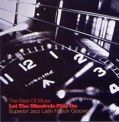 """LET THE MINSTRELS PLAY ON  THE BEST OF MUSE RECORDS (2 12"""" LP) Jazz Latin Fusion"""