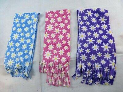 US SELLER-lot of 10 viscose flower Large Maxi  pashmina scarves shawl