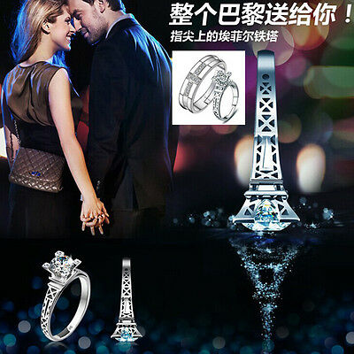 2 pcs Real Love Titanium Steel Promise Matching Couple Rings Wedding Band Lover