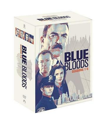 Blue Bloods: Season 1-5 (Box Set) [DVD]