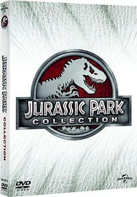 Jurassic Park Collection (Box Set) [DVD]