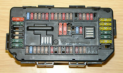 bmw 1 3 series f20 f21 f30 f31 genuine fuse box 9337880 • £30 00 bmw 1 3 series f10 f20 f30 f31 dash fuse box 922487904 6114922487904