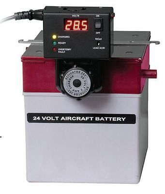 Power Products - Activator 282 Aircraft Battery Charger