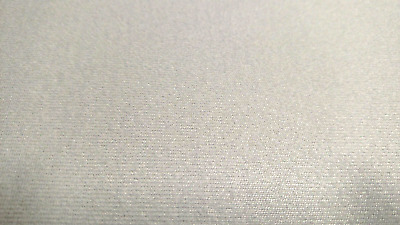 "Light Gray Upholstery Auto Pro Headliner Fabric 3/16"" Foam Backing 120""L X 60""W"