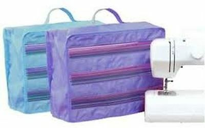 Qa Sewing Machine Dust Cover -Large Protect Your Sewing Machine Assorted Colours