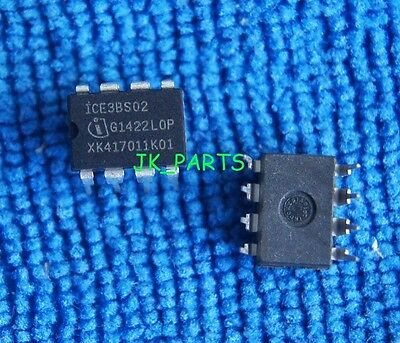5pcs ICE3BS02 PWM Controller 3BS02 DIP-8 NEW