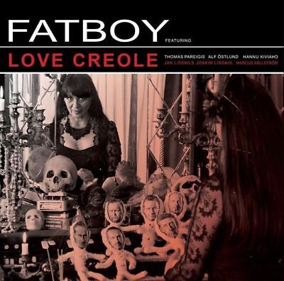 FATBOY - LOVE CREOLE Vinyl LP Album (New & Sealed) Rockabilly Country Sweden