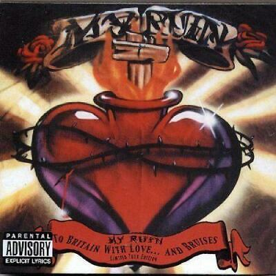 MY RUIN - TO BRITAIN WITH LOVE... AND BRUISES Limited Edition (New & Sealed) CD